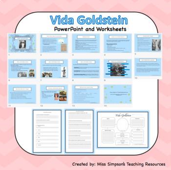 Vida Goldstein and her Contribution to Australian Democracy & Sweatshop Policies