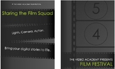 Video Academy Film Festival Program Template (editable)