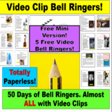 Video Bell Ringers:  Free Mini Version