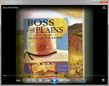 Video: Boss of the Plains (Houghton Mifflin)