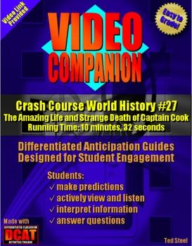 Video Companion: Crash Course World History #27, Captain Cook