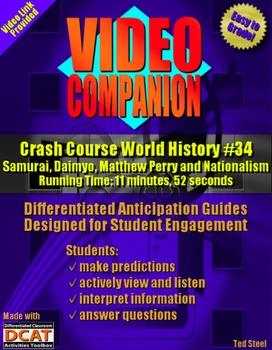 Video Companion: Crash Course World History #34, Nationalism