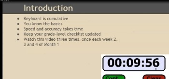Video Companion to Student Keyboarding Workbooks