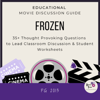 Frozen- Movie- Video Discussion Guide