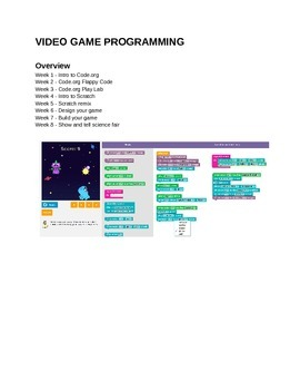Video Game Coding for Kids