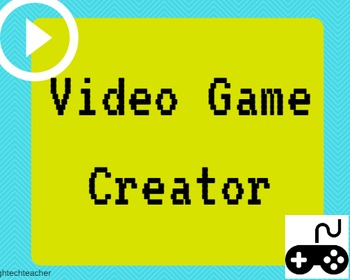 Video Game Creator (No Tech Required)