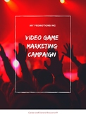 Video Game Marketing Campaign