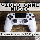 Video Game Music Composition Project