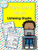 Video Game Music Listening Glyphs