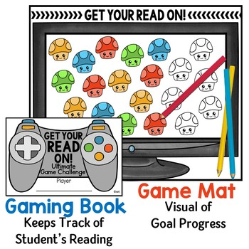 Video Game Summer Reading Challenge