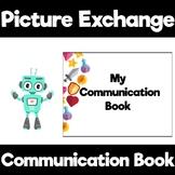 Video Game themed Communication Book starter set