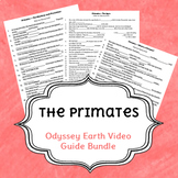 Video Guide Bundle: The Primates Series by Odyssey Earth