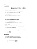 Video Guide: Energy