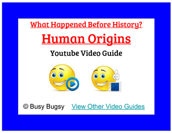 Human Origins Video Guide