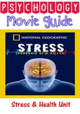 Video Guide & Key for Stress Portrait of a Killer National