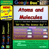 Video Guide, Quiz for Bill Nye – Atoms and Molecules * Dis