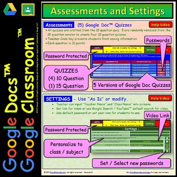 Video Guide, Quiz for Bill Nye – Pressure * Google Doc™ for Student