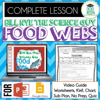 Bill Nye Science - Food Web