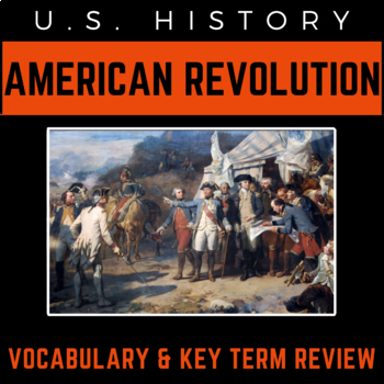 US History Review PowerPoint Presentation: Colonial America & the Revolution
