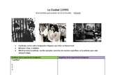 Spanish Video Guide - La Ciudad - Film on Immigration Span