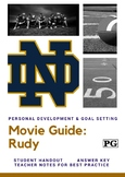 *Movie Guide* Rudy  *Motivation *Goal Setting *Overcoming