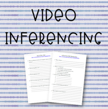 Video Inferencing