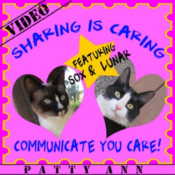 Communication Skills VIDEO: Learn To SHARE & CARE ~ Featur