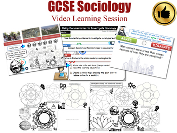 Video Learning Session - Crime & Deviance L20/20 (GCSE Sociology)