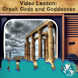 Video Lesson: Greek Gods and Goddesses