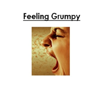 Video Model Social Narrative- Feeling Grumpy