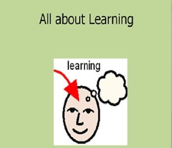 Video Model Social Narrative- Raising Hand/Learning