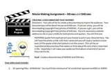 Video Movie Making Assignment - HEroes and SHEroes