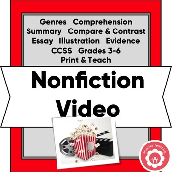 Movie Guide For Viewing A Nonfiction Video