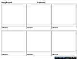Video Production Storyboard & Rubric
