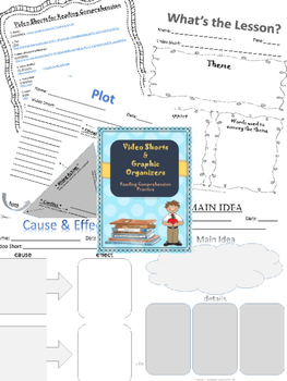 Video Shorts and Graphic Organizers