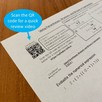 Video-Supported Math Grade 5: Measurement & Data