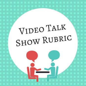 Video Talk Show Rubric