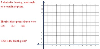 Video Tutorial 5.G.2 Real World Problems on Coordinate Plane