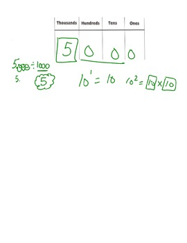 Video Tutorial 5.NBT.2 Explain patterns in the number of zeros when multiplying