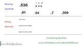 Video Tutorial 5.NBT.3 Read, Write, & Compare Decimals