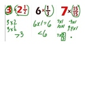 Video Tutorial 5.NF.5b Multiplying Fractions by Fractions
