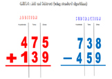Video Tutorial: Common Core Math Standard 4.NBT.4 (Add,Sub