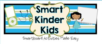 Video Tutorial FREEBIE - Grouping Names & Shapes on Smartboard