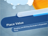Video Tutorial: Place Value: Reading and Writing Decimals