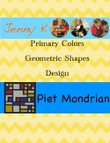Piet Mondrian Art Project