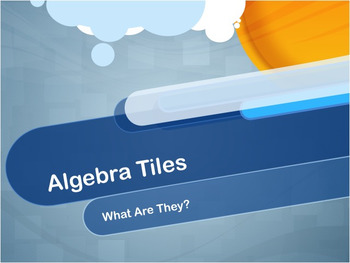 Video Tutorial: What Are Algebra Tiles?