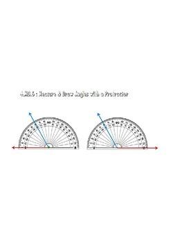 Video Tutorial:Common Core Math 4.MD.6 - Measure & Draw Angles