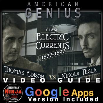 War of the Currents: Tesla v  Edison Video Guide + Video Link
