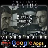 War of the Currents: Tesla v. Edison Video Guide + Video Link
