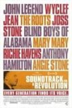 Video Viewing Guide for Soundtrack for a Revolution - Civil Rights Movement